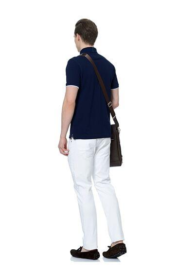 Lacivert Polo Yaka  Tshirt