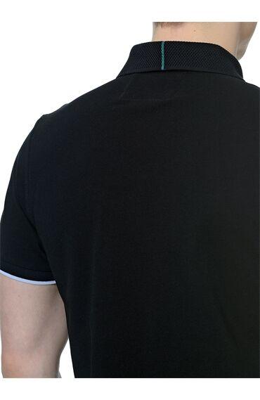 Siyah George Hogg Tshirt