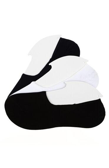 3 Lü Çorap Seti-Beyaz