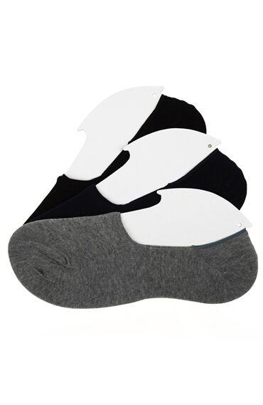 3'lü Çorap Seti-Lacivert
