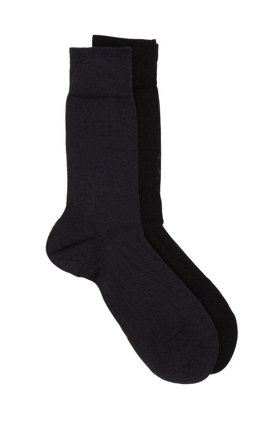 Bamboo Antrasit 2'li Çorap Set