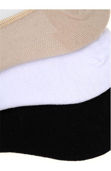 3'lü Babet Çorap Seti