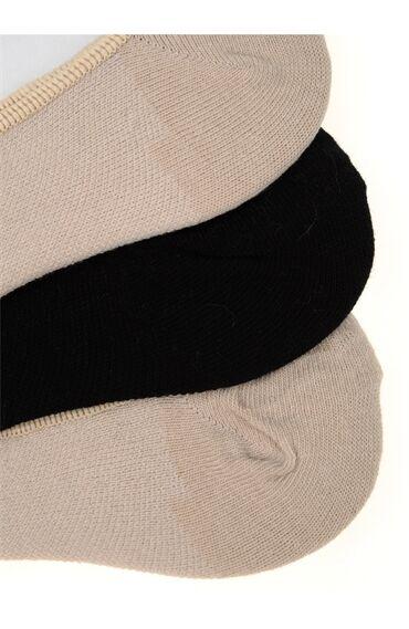 3 Lü Babet Çorap Seti