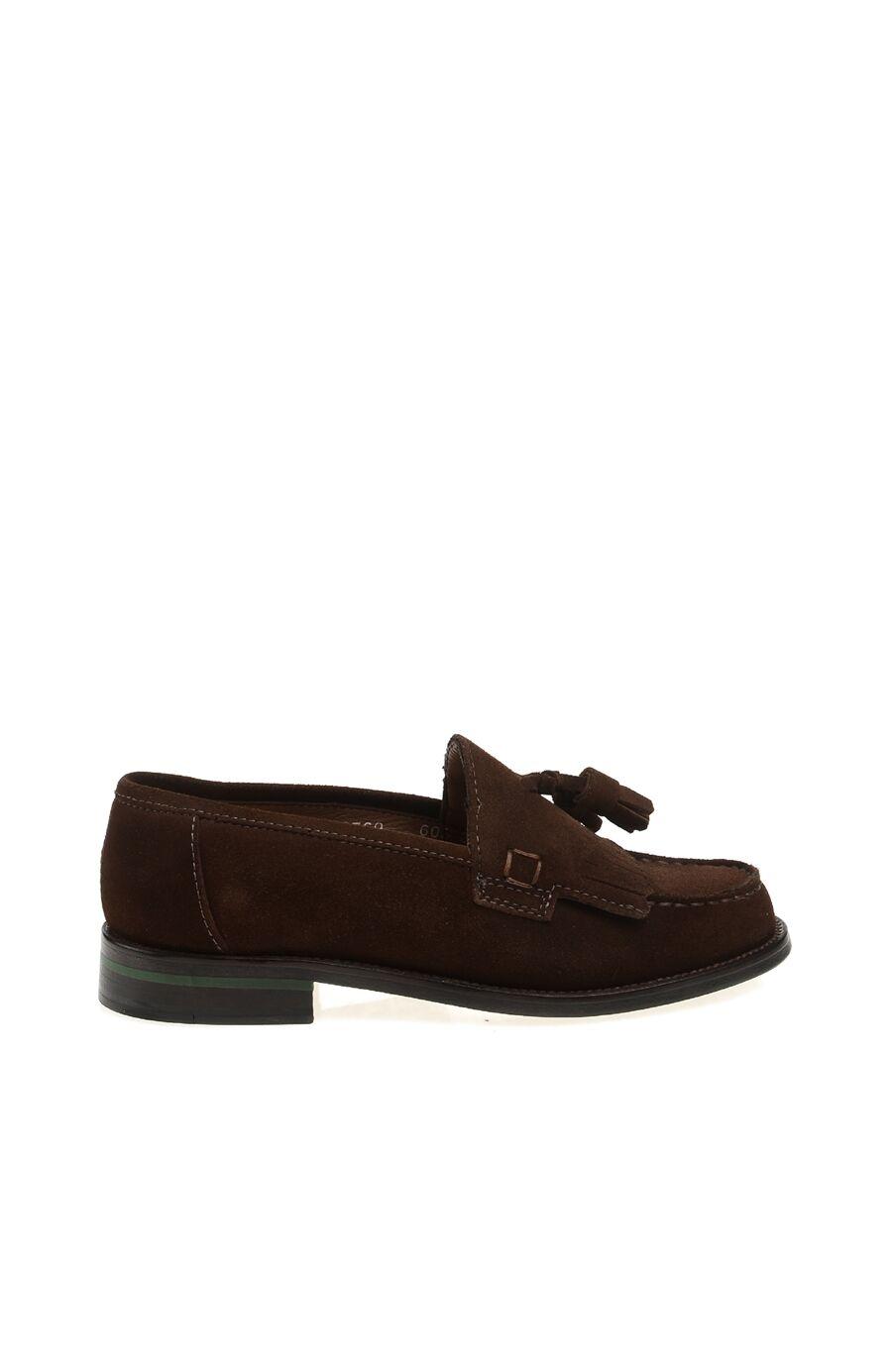 George Hogg Kahverengi Süet Ayakkabı