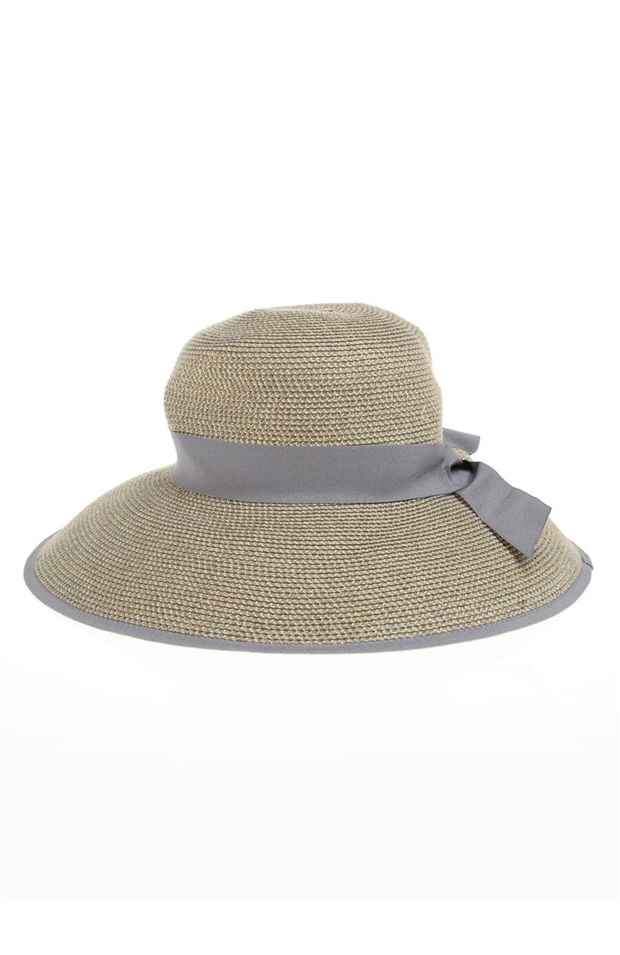 Bej Hasır Şapka