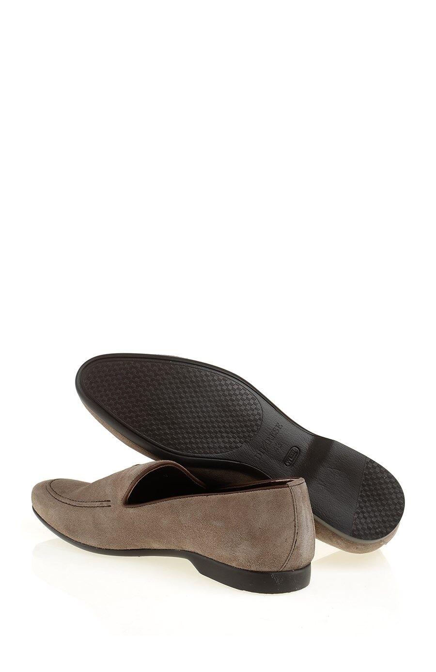 Vizon Süet Loafer