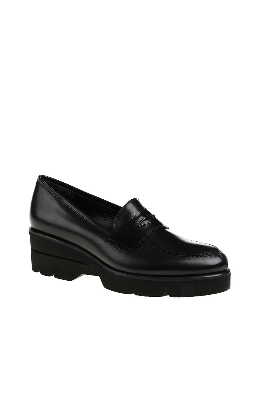 Luca Grossı Siyah Deri Loafer – 479.0 TL