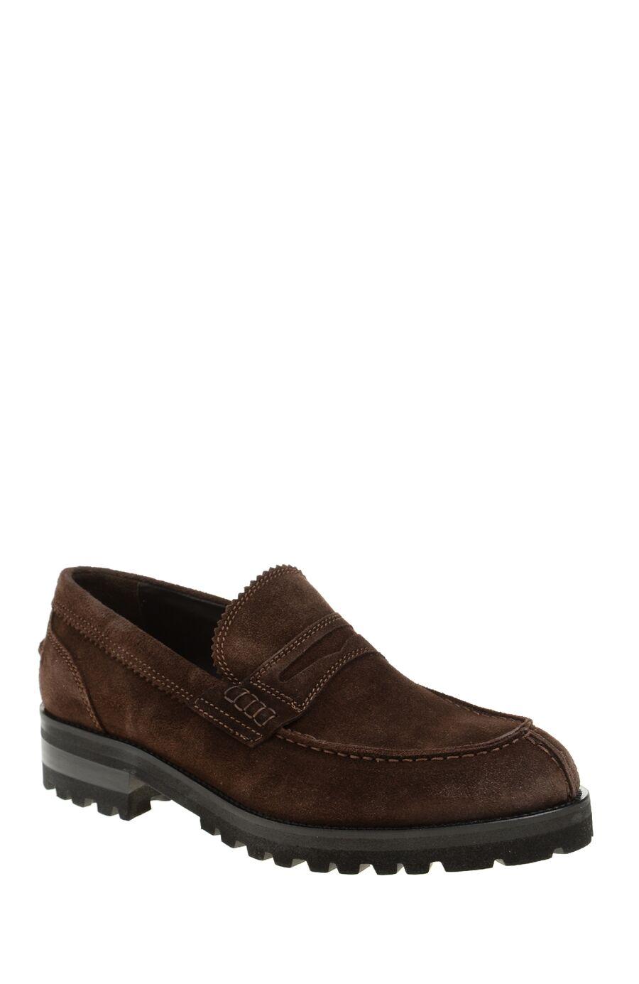 Süet Kahverengi Erkek Loafer