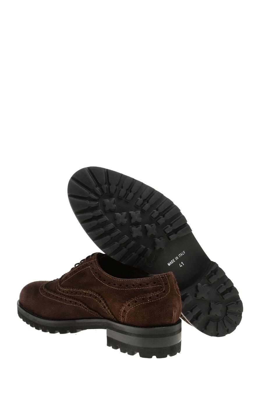 Süet Kahverengi Erkek Ayakkabı