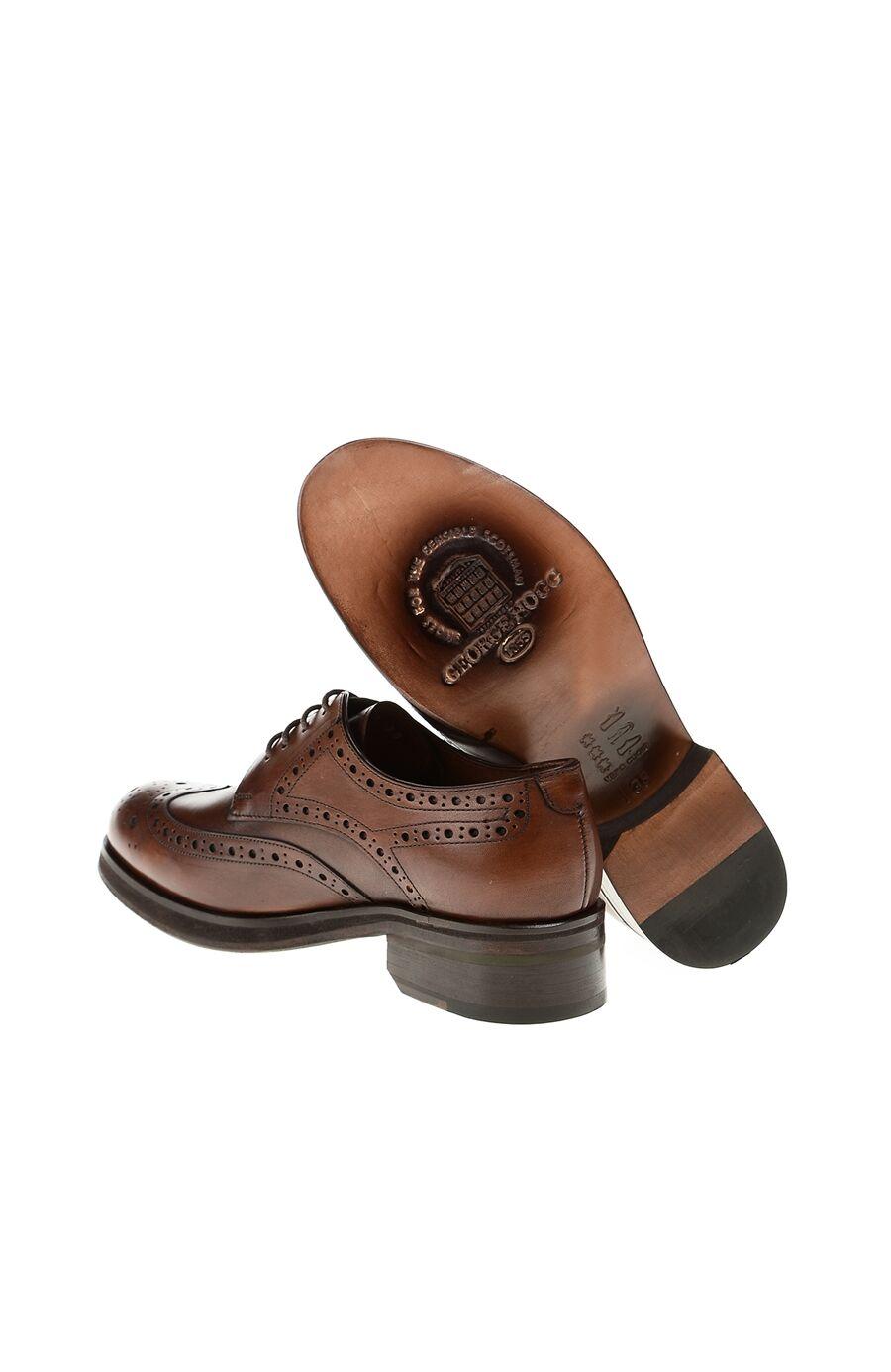 Zımba Desenli Taba Kadın Ayakkabı