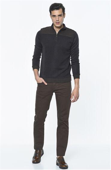 George Hogg Kahverengi Sweatshirt