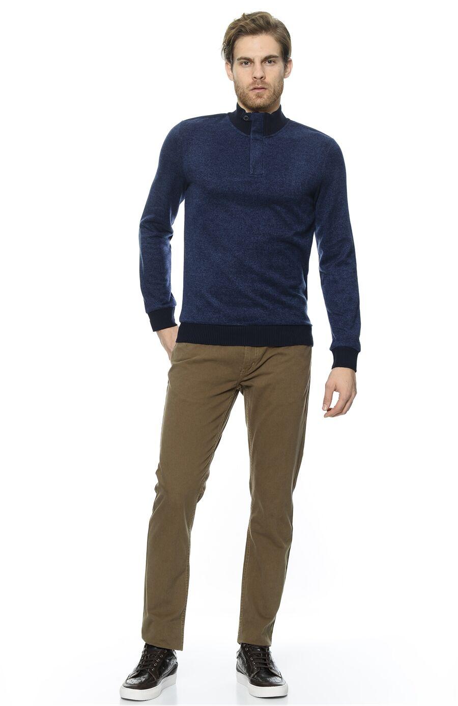 George Hogg Lacivert Sweatshirt
