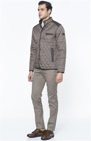Vizon Coat Ceket