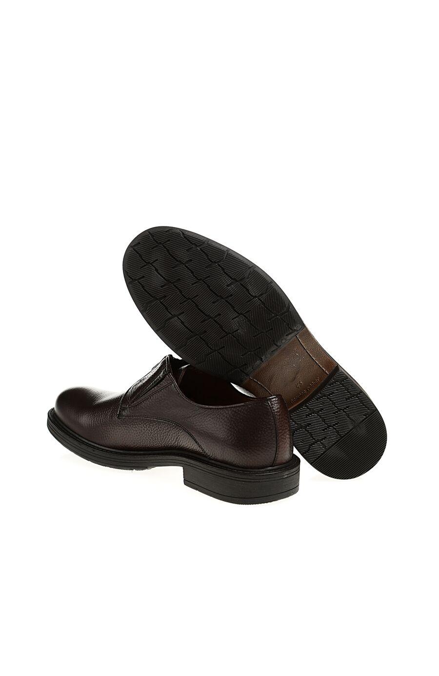 Kahverengi Deri Ayakakbı