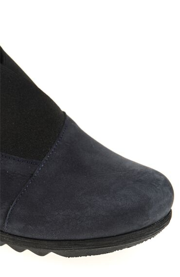 Nubuk Lacivert Ayakkabı