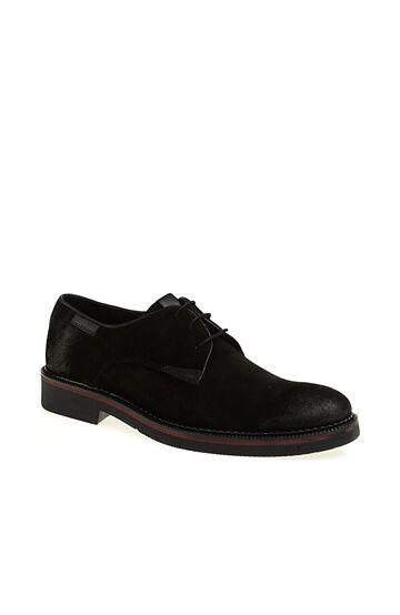 Siyah Süet Ayakkabı Divarese