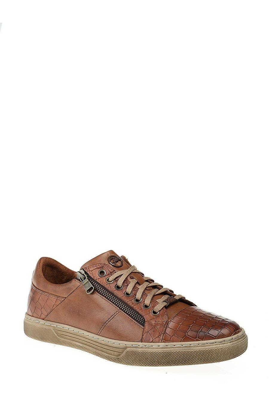 Nubuk Taba Sneaker