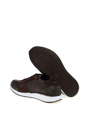Kahverengi Casual Sneaker