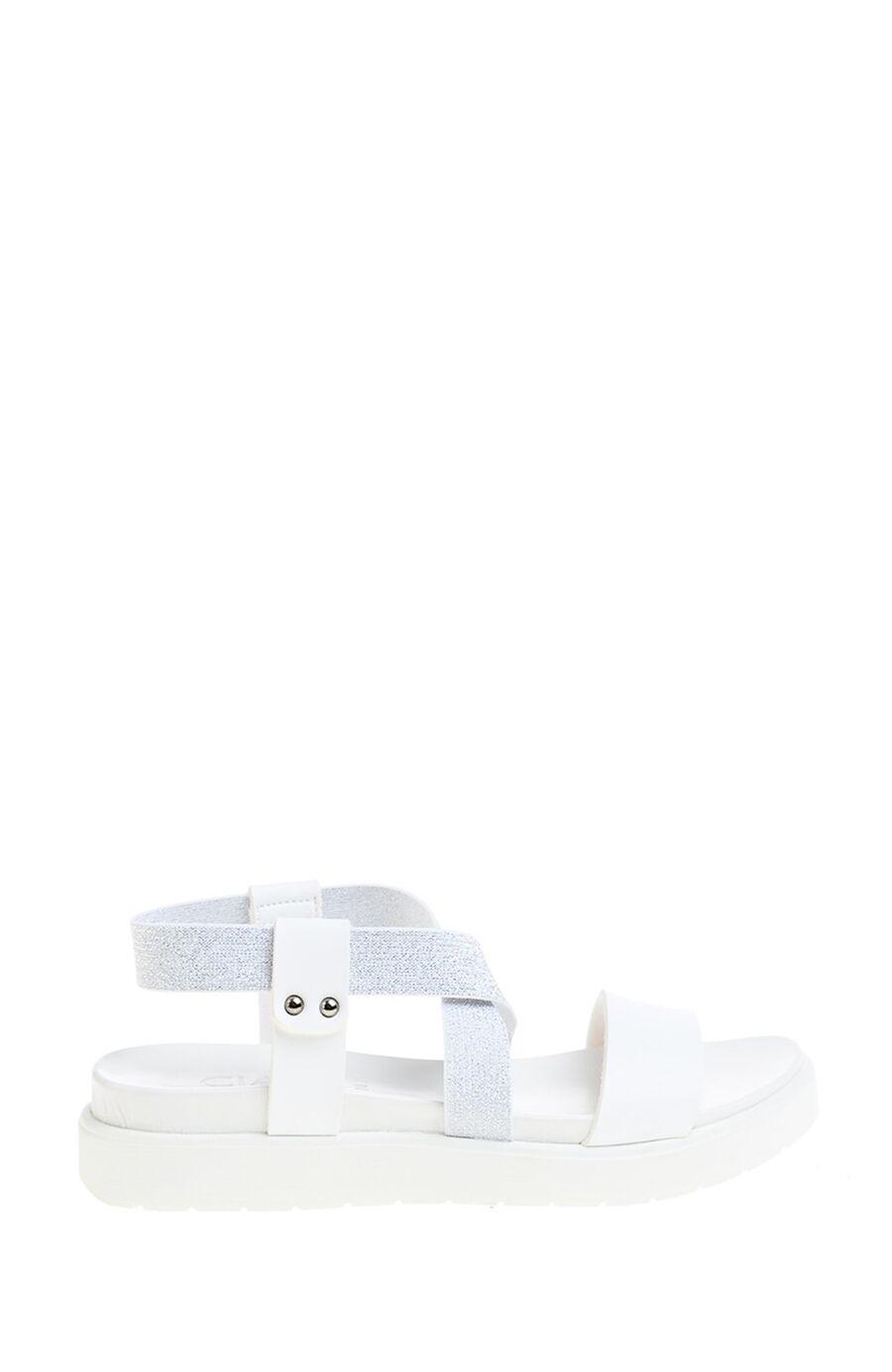 Beyaz Sandalet