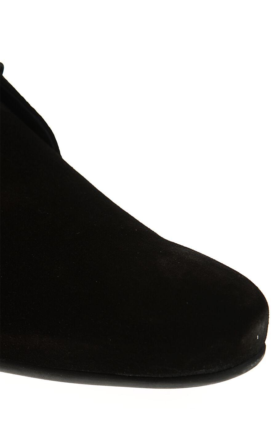 Süet Siyah Bot