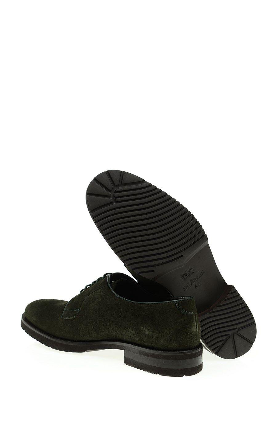 Haki Süet Ayakkabı
