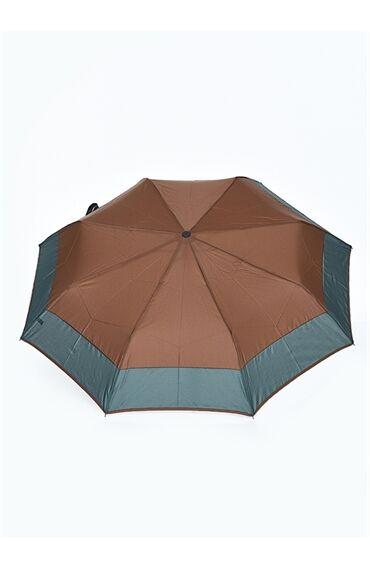 Haki Kahverengi Şemsiye