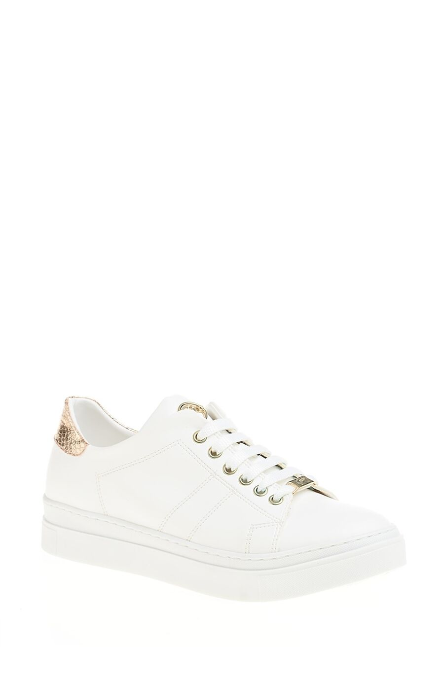 Rose Gold Detaylı Sneaker