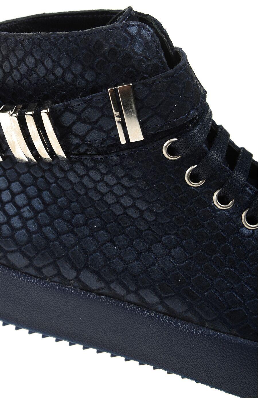 Lacivert Sneaker Bot