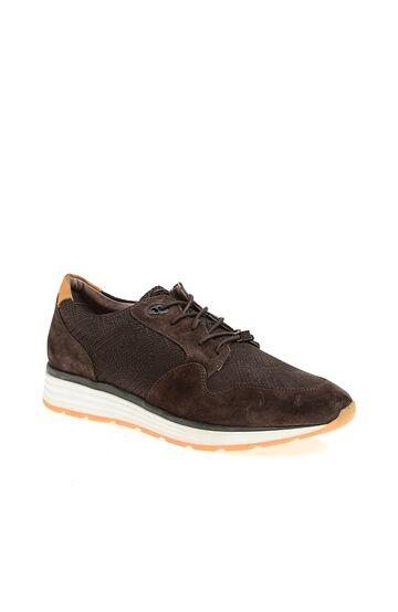 Kahverengi Süet Sneaker GIRO