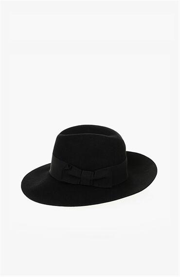 Yün Siyah Şapka