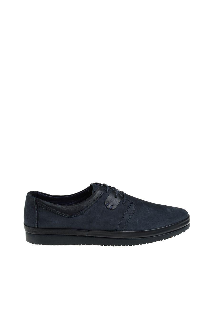 Lacivert Nubuk Ayakkabı