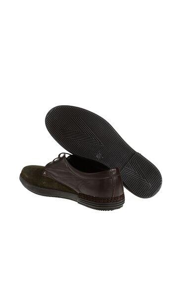 Yeşil Deri Ayakkabı