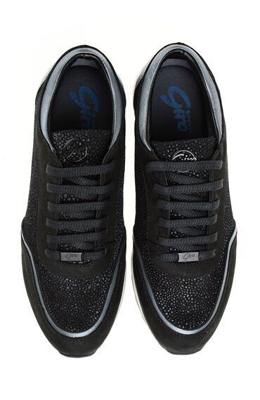 Gümüş Rengi Giro Sneaker