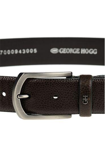 George Hogg Kahverengi Kemer