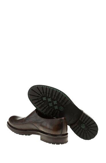 George Hogg Kahverengi Deri Ayakkabı