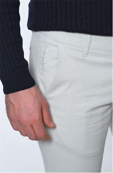 Taş Rengi Casual Pantolon
