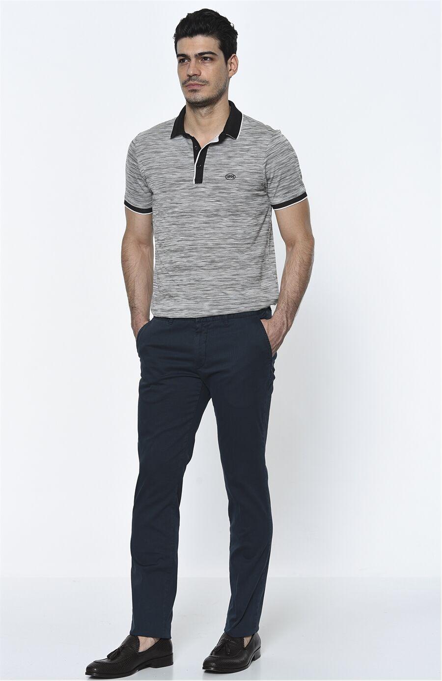 Polo Yaka George Hogg T-Shirt