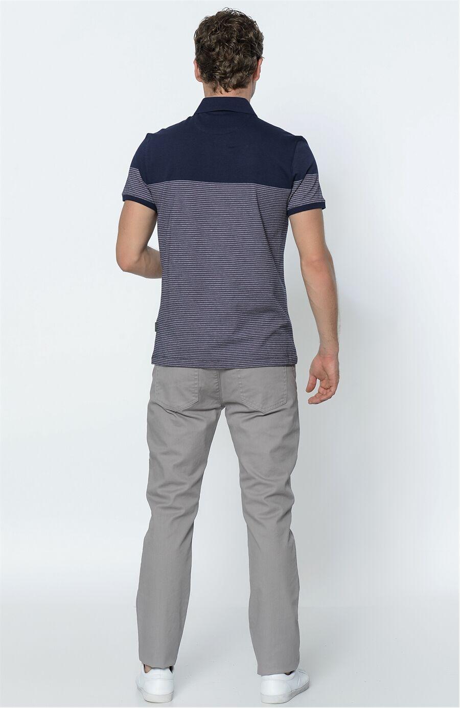 Lacivert Tshirt