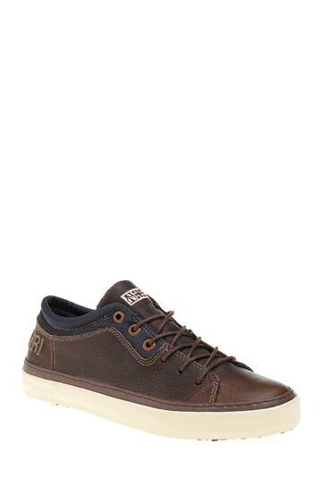 Bağcıklı Kahverengi Casual Ayakkabı Napapijri