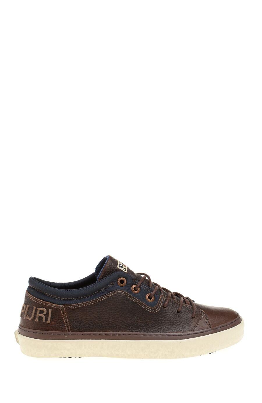 Bağcıklı Kahverengi Casual Ayakkabı