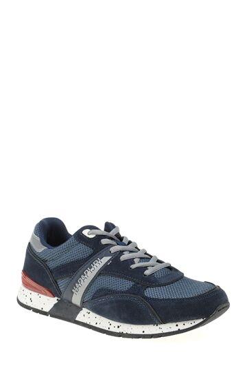 Bağcıklı Lacivert Sneaker Napapijri