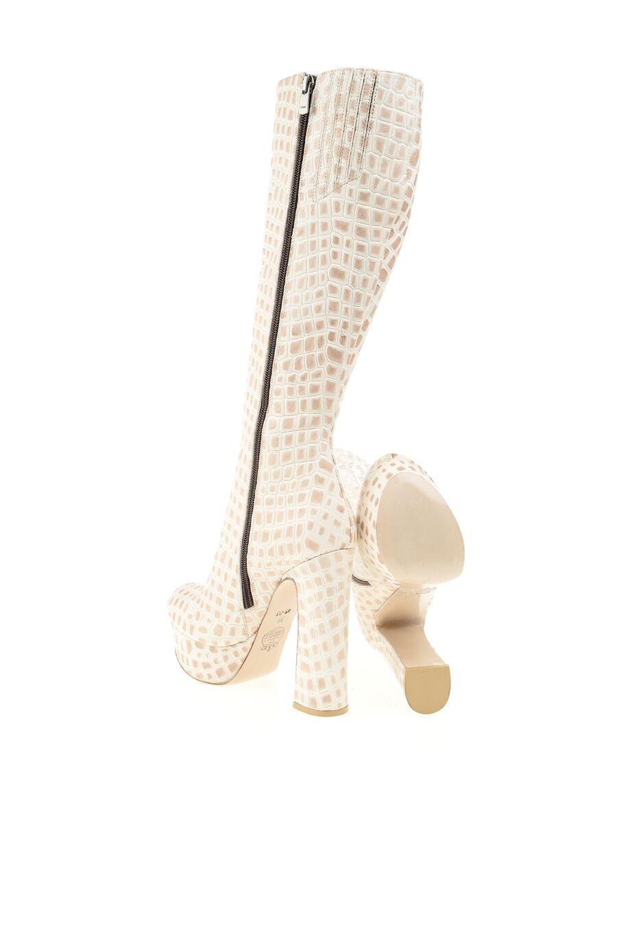 1970Ler Beyaz Çizme