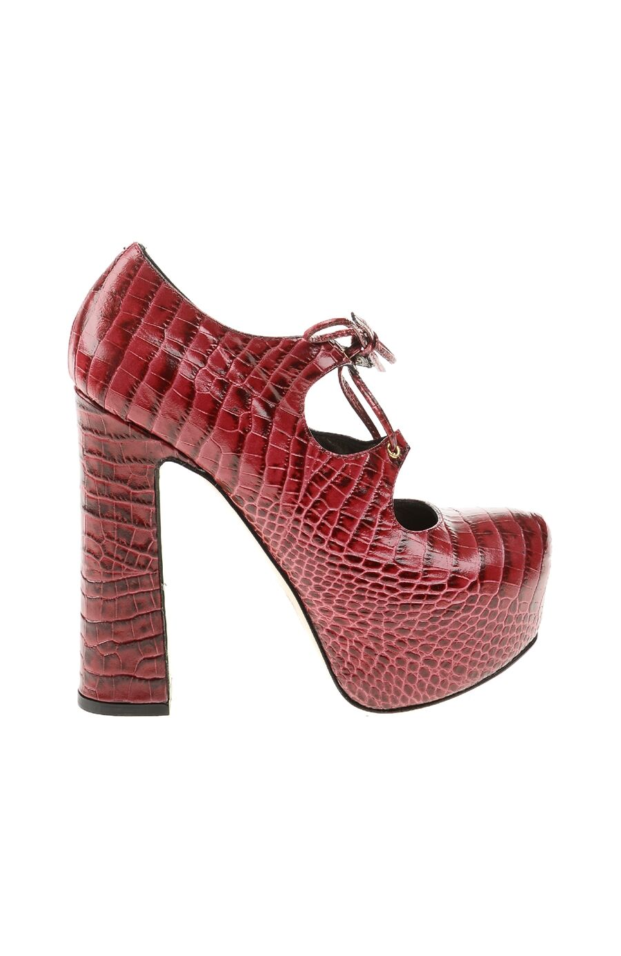 1970Ler Kırmızı Ayakkabı