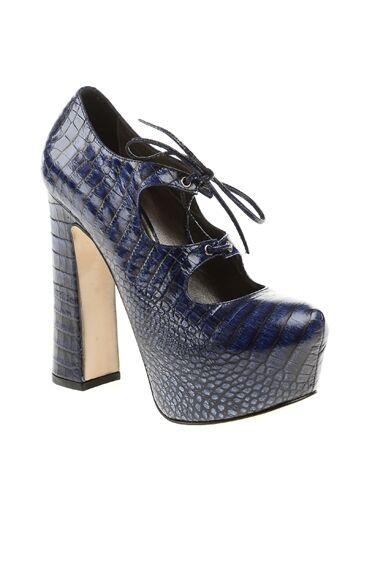 1970Ler Mavi Ayakkabı