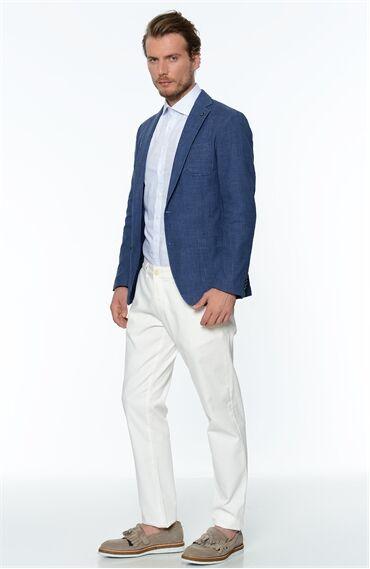 İndigo Ceket