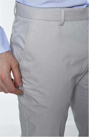 Taş Rengi Kumaş Pantolon