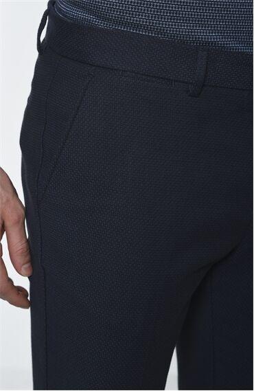 Lacivert George Hogg Pantolon