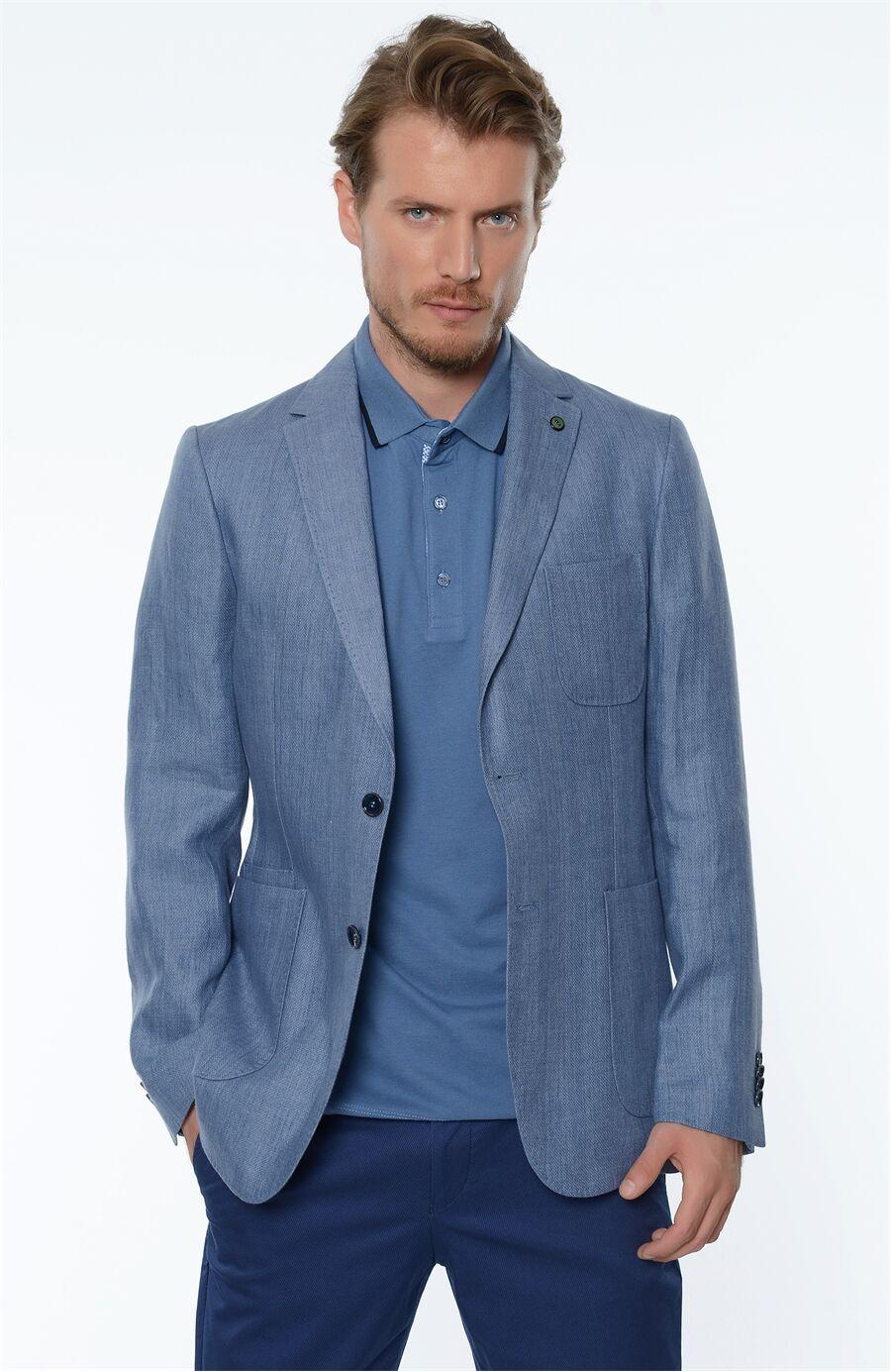 Mavi ceket 2019