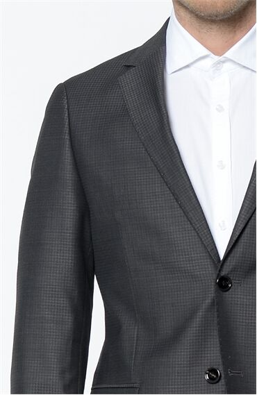 Antrasit Takım Elbise
