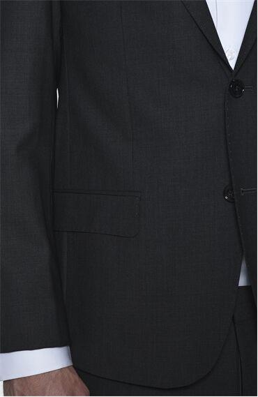 Yünlü Antrasit George Hogg Takım Elbise
